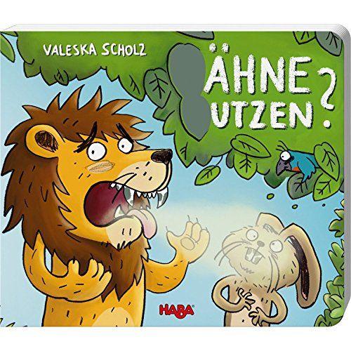 HABA 300637 - Buch - ÄHNE UTZEN?