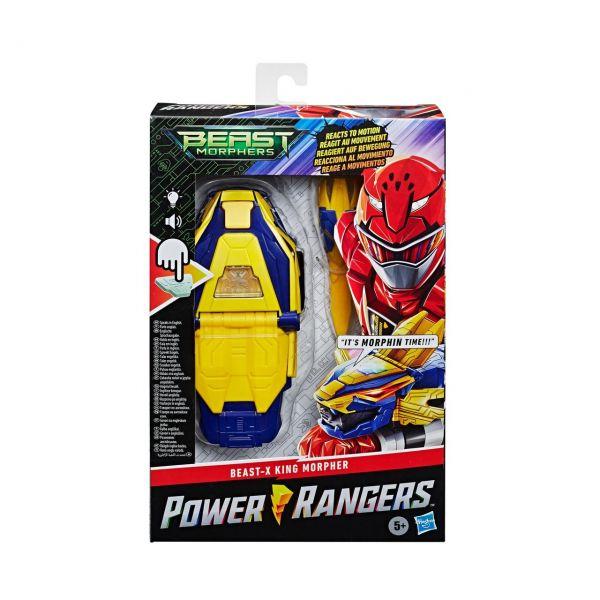 HASBRO E7538 - Power Rangers - Beast Morphers Beast-X King Morpher