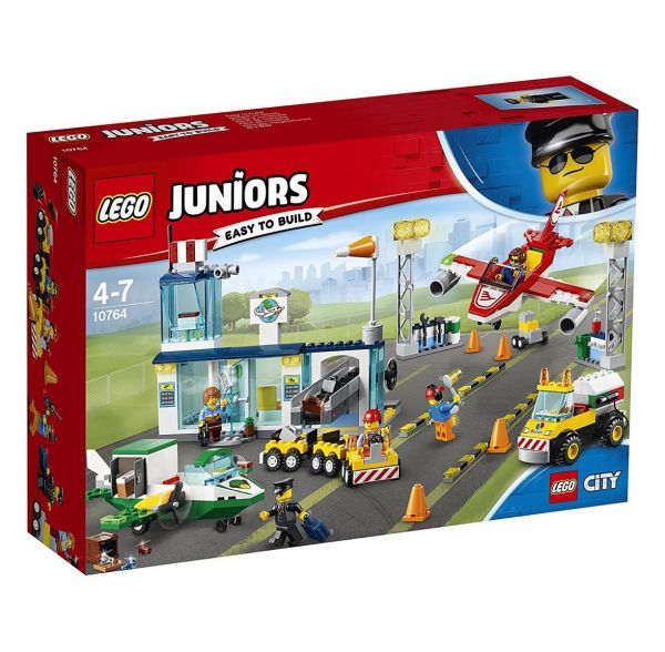 LEGO 10764 - Juniors - Flughafen