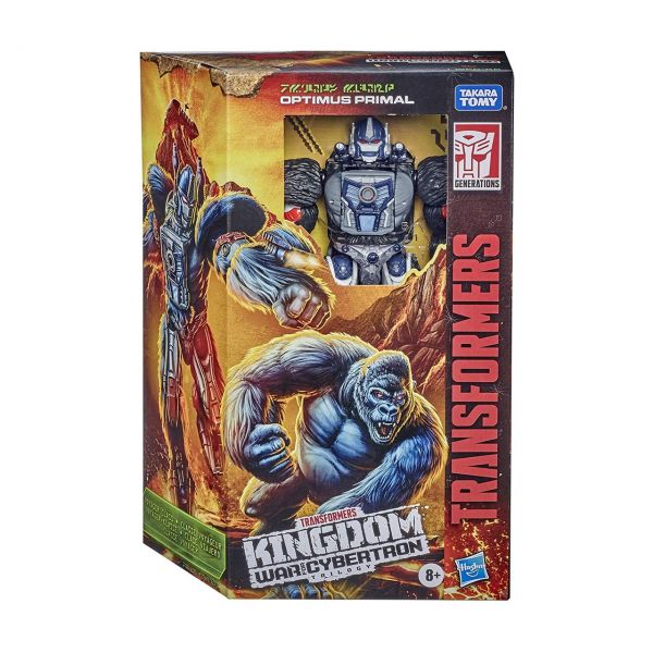 HASBRO F0691 - Transformers Generations War for Cybertron - OPTIMUS PRIMAL