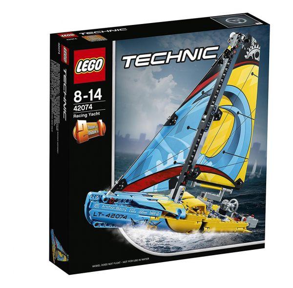 LEGO 42074 - Technic - Rennyacht