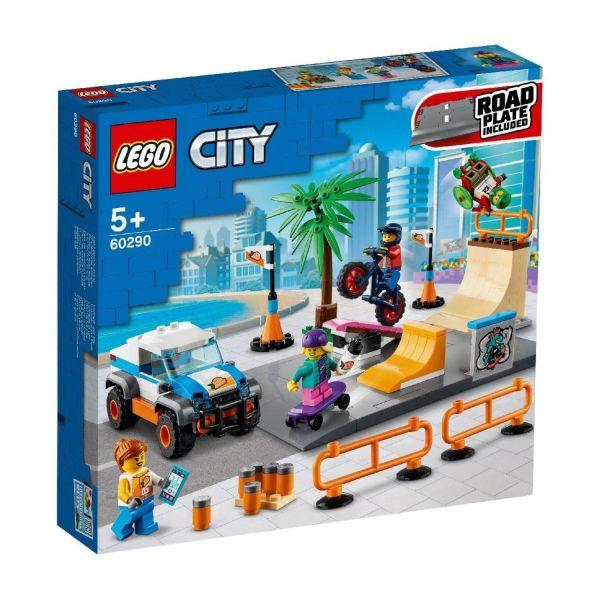 LEGO 60290 - City - Skatepark