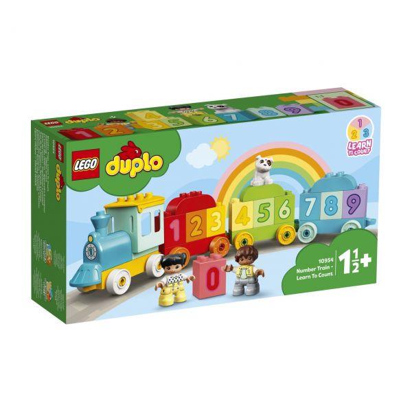 LEGO 10954 - DUPLO® - Zahlenzug – Zählen lernen