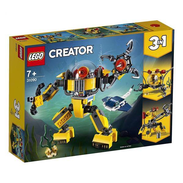 LEGO 31090 - Creator - Unterwasser-Roboter