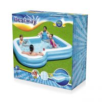 BESTWAY 54321 - Planschbecken - Family Pool, Sunsational, 305x274x46 cm