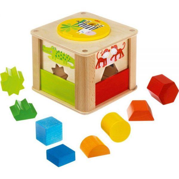 HABA 301701 - Sortierbox - Zootiere