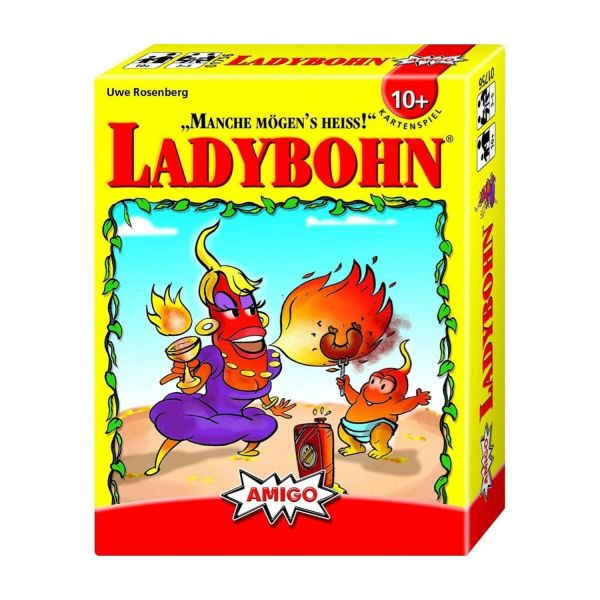 AMIGO 01756 - Kartenspiele - Ladybohn