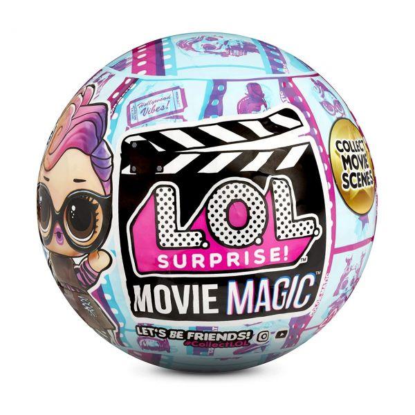 MGA 576471E7C - L.O.L. Surprise - Movie Magic, 1 Stk., zufällige Auswahl