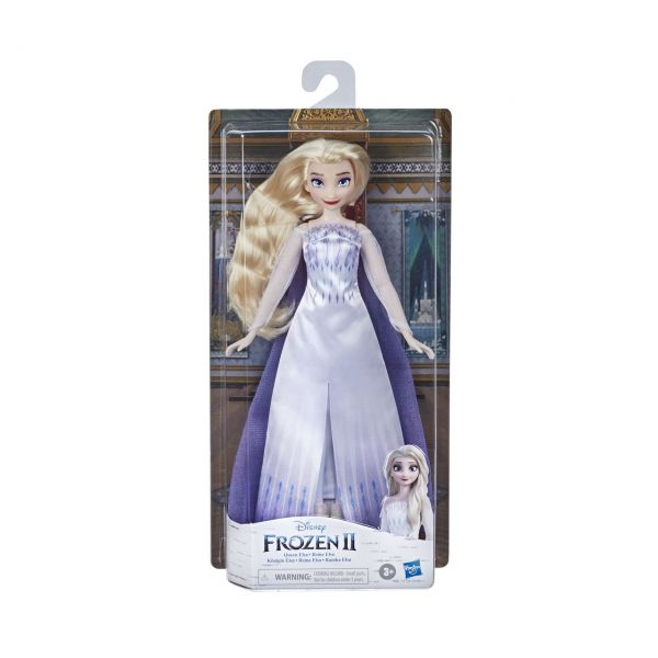 HASBRO F1411 - Disney Frozen 2 - Königin Elsa