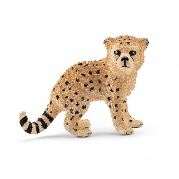 SCHLEICH 14747 - Wild Life - Gepardenbaby