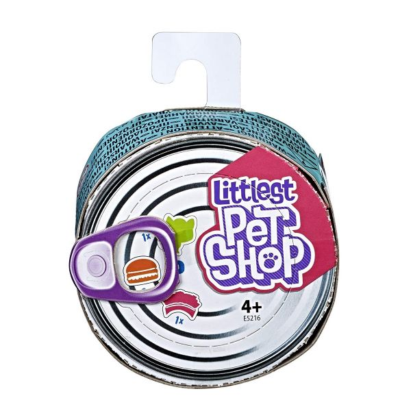 HASBRO E5216 - Littlest Pet Shop - Schlemmer-Tierchen in der Dose