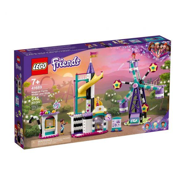 LEGO 41689 - Friends - Magisches Riesenrad mit Rutsche