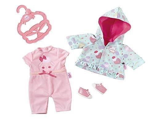 Rosa Zapf Creation Baby Annabell Travel Autositz Kleidung & Accessoires Puppen & Zubehör