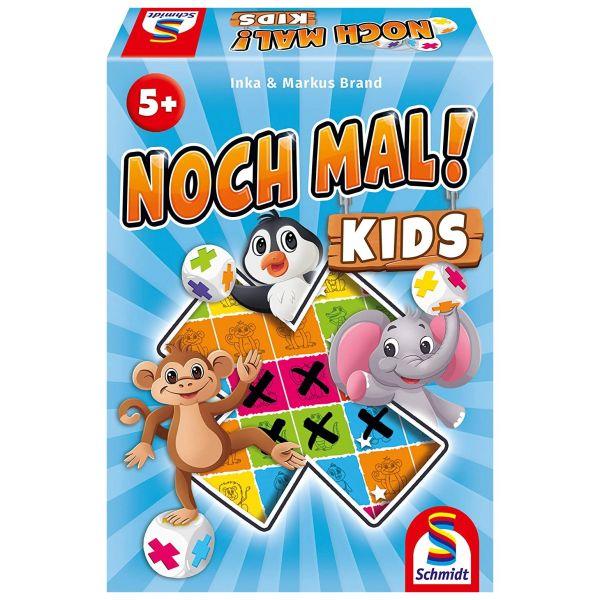 SCHMIDT 40610 - Kinderspiel - Noch mal! Kids