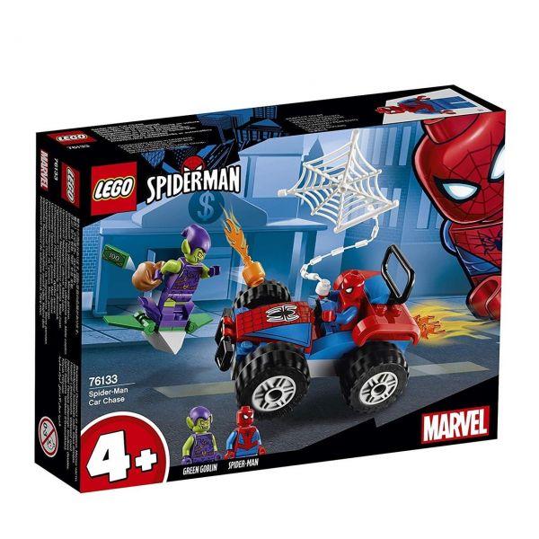LEGO 76133 - Marvel Super Heroes - Spider-Man Verfolgungsjagd