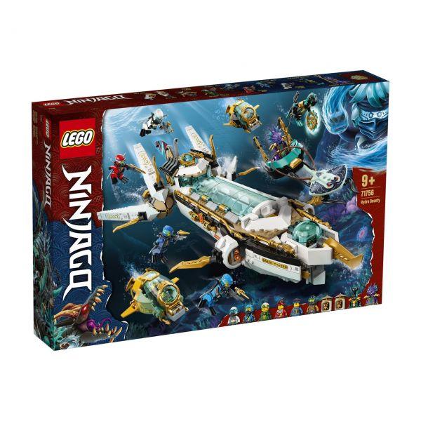 LEGO 71756 - NINJAGO® - Wassersegler