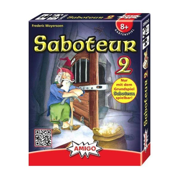AMIGO 04980 - Kartenspiele - Saboteur 2