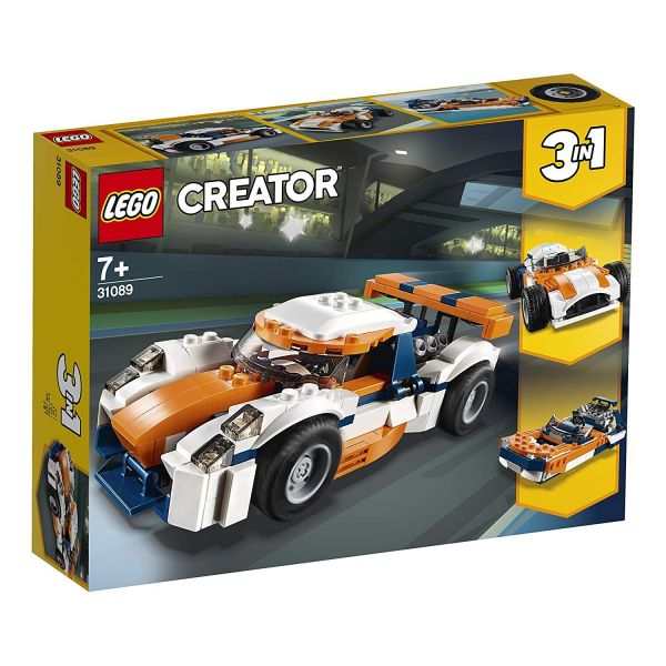 LEGO 31089 - Creator - Rennwagen