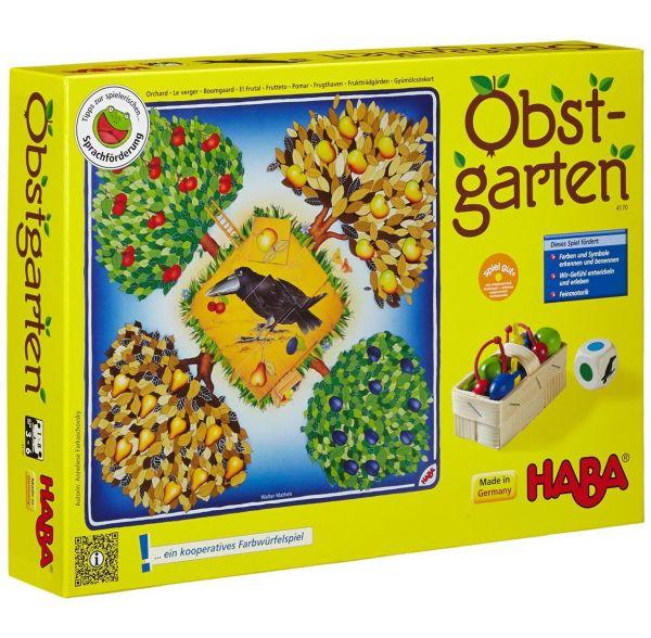 HABA 4170 - Gesellschaftsspiel - Obstgarten