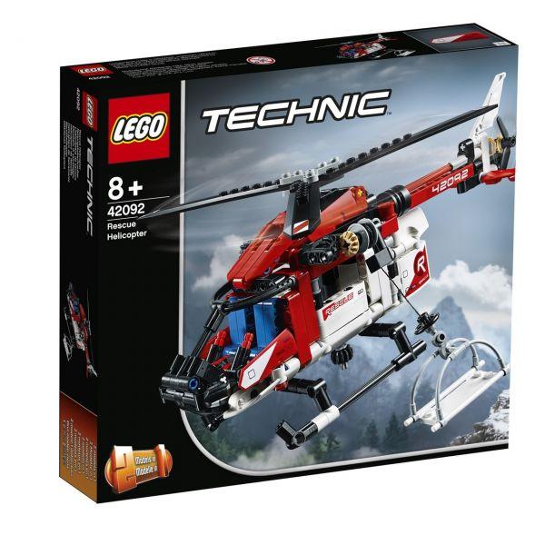 LEGO 42092 - Technic - Rettungshubschrauber