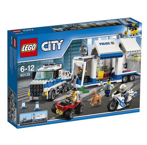LEGO 60139 - City - Mobile Einsatzzentrale