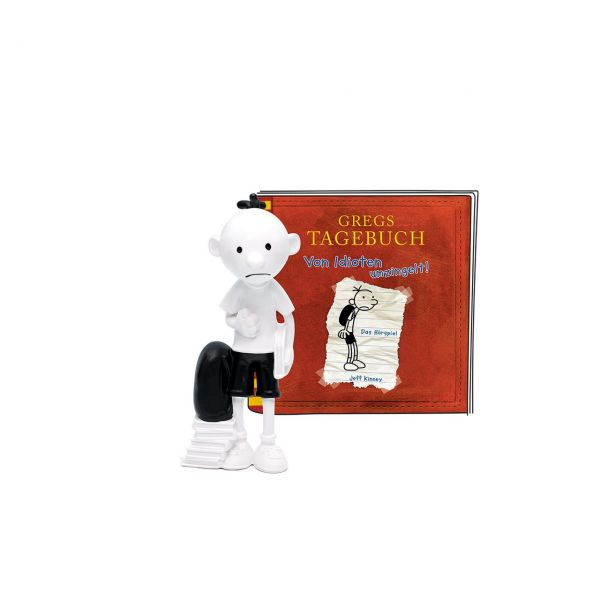 TONIES 10000256 - Hörspiel - Greg's Tagebuch, Von Idioten umzingelt