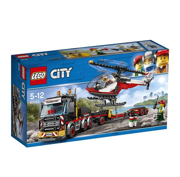 LEGO 60183 - City - Schwerlasttransporter