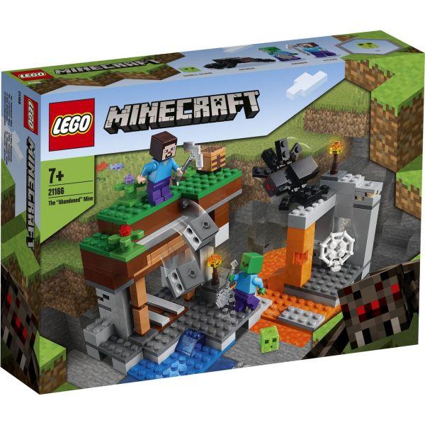 LEGO 21166 - Minecraft™ - Die verlassene Mine
