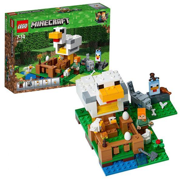 LEGO 21140 - Minecraft - Hühnerstall
