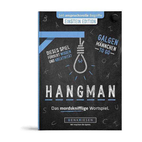 DENKRIESEN HM2002 - Hangman - Einstein Edition