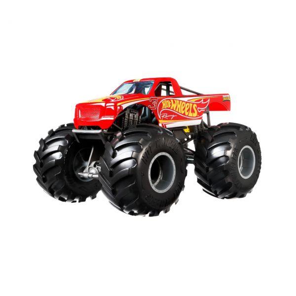 MATTEL GWL15 - Hot Wheels - Monster Truck 1:24, rot