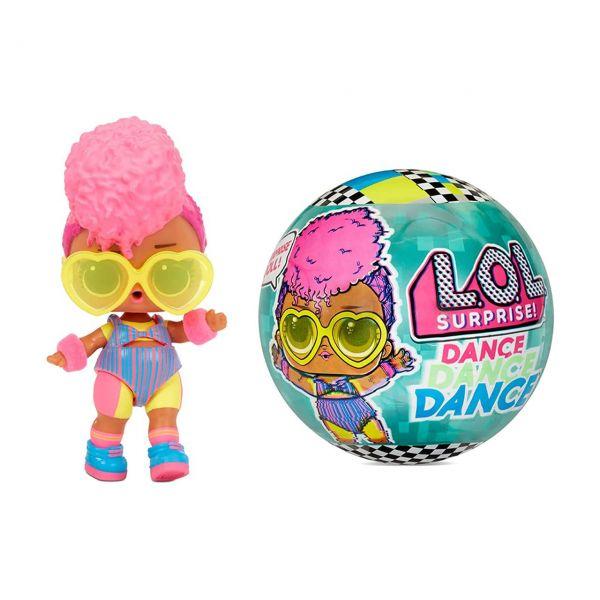 MGA 117902E7C - L.O.L. Surprise O.M.G. - Dance Dolls, 1 Stk., zufällige Auswahl