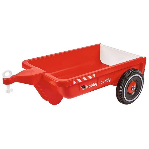 BIG 800056292 - Bobby Car - Caddy Anhänger für drinnen und draußen
