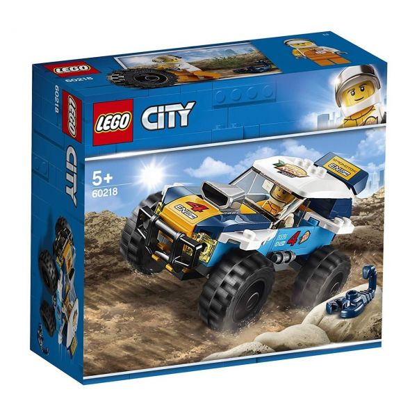 LEGO 60218 - City Fahrzeuge - Wüsten-Rennwagen