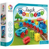 SMART GAMES 040 - Vorschulspiel - Logik-Lok Lili