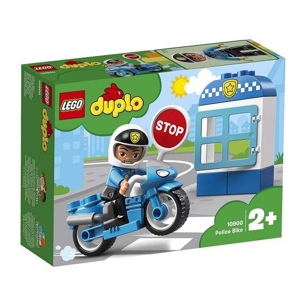 LEGO 10900 - Duplo - Polizeimotorrad