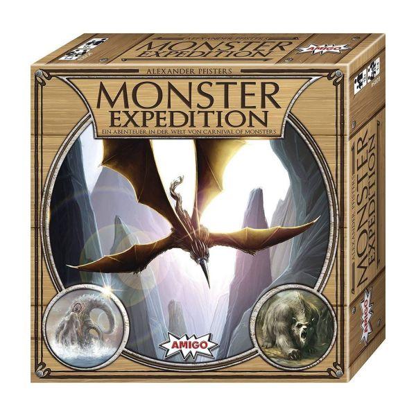 AMIGO 02054 - Würfelspiel - Monster Expedition