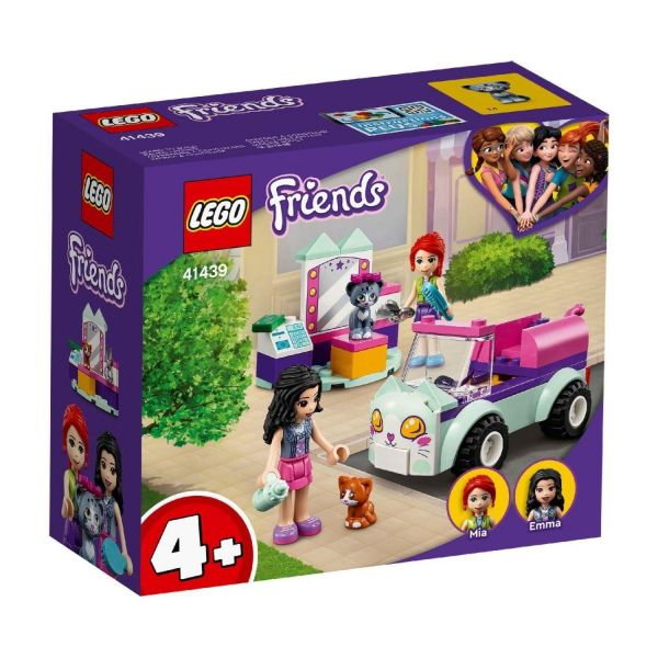 LEGO 41439 - Friends - Mobiler Katzensalon