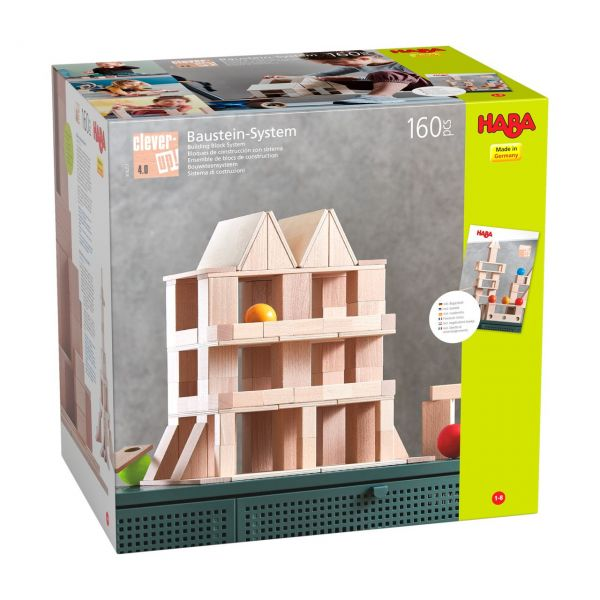 HABA 306251 - Baustein-System - Clever-Up! 4.0