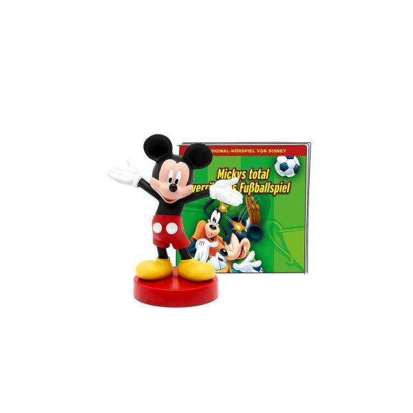 TONIES 10000683 - Hörspiel - Disney, Mickys total verrücktes Fußballspiel