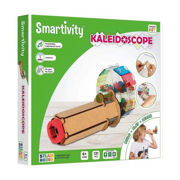 SMARTIVITY 103 - Konstruktionsspielzeug - Kaleidoscope, 131 Teile