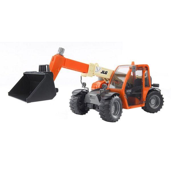 Bruder 02140 - Fahrzeuge - JLG 2505 Teleskoplader