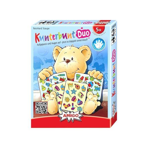 AMIGO 03957 - Kinderspiele - Kunterbunt Duo