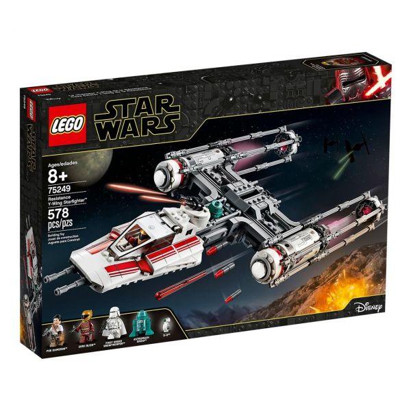 LEGO 75249 - Star Wars™ - Widerstands Y-Wing Starfighter™