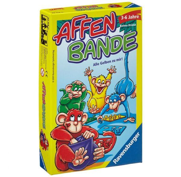 RAVENSBURGER 623114 - Familienspiel - Affenbande