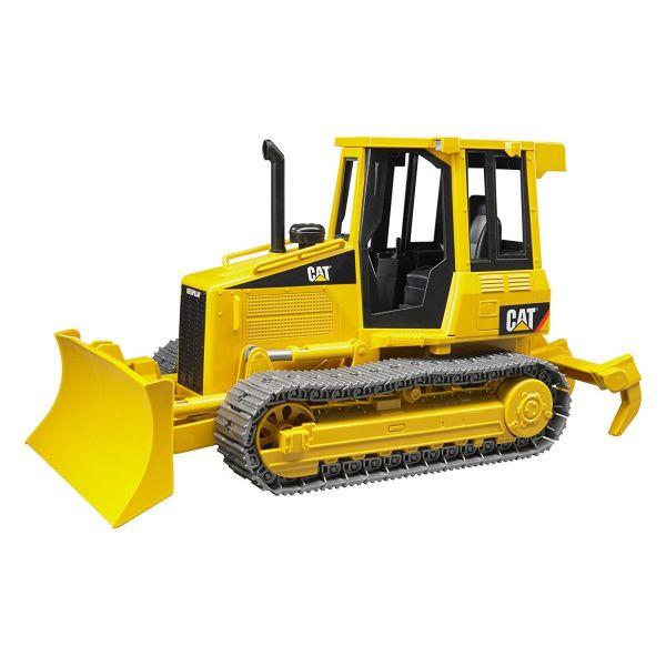 BRUDER 02443 - Fahrzeuge - CAT Kettendozer