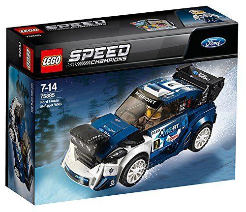LEGO 75885 - Speed Champions - Ford Fiesta M-Sport WRC