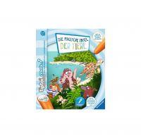 RAVENSBURGER 00904- Tiptoi Create -Die magische Insel der Tiere
