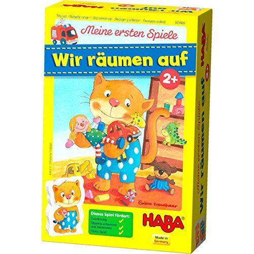 HABA 303469 - Meine ersten Spiele - Wir räumen auf!