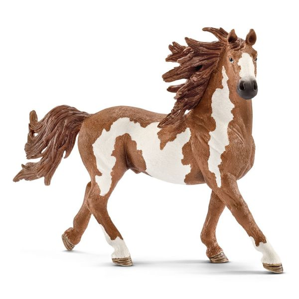 SCHLEICH 13794 - Farm World - Pinto Hengst